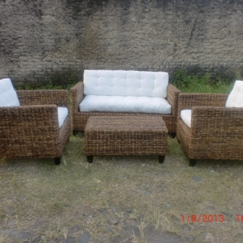 Amazon Abaca set